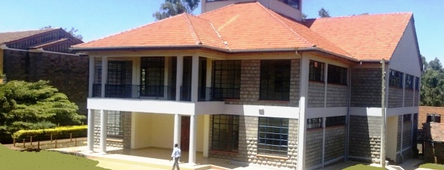 Nairobi School has finally completed phase 1 of ...